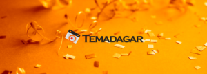 Temadagar orange header